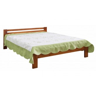 Кровать деревянная 900